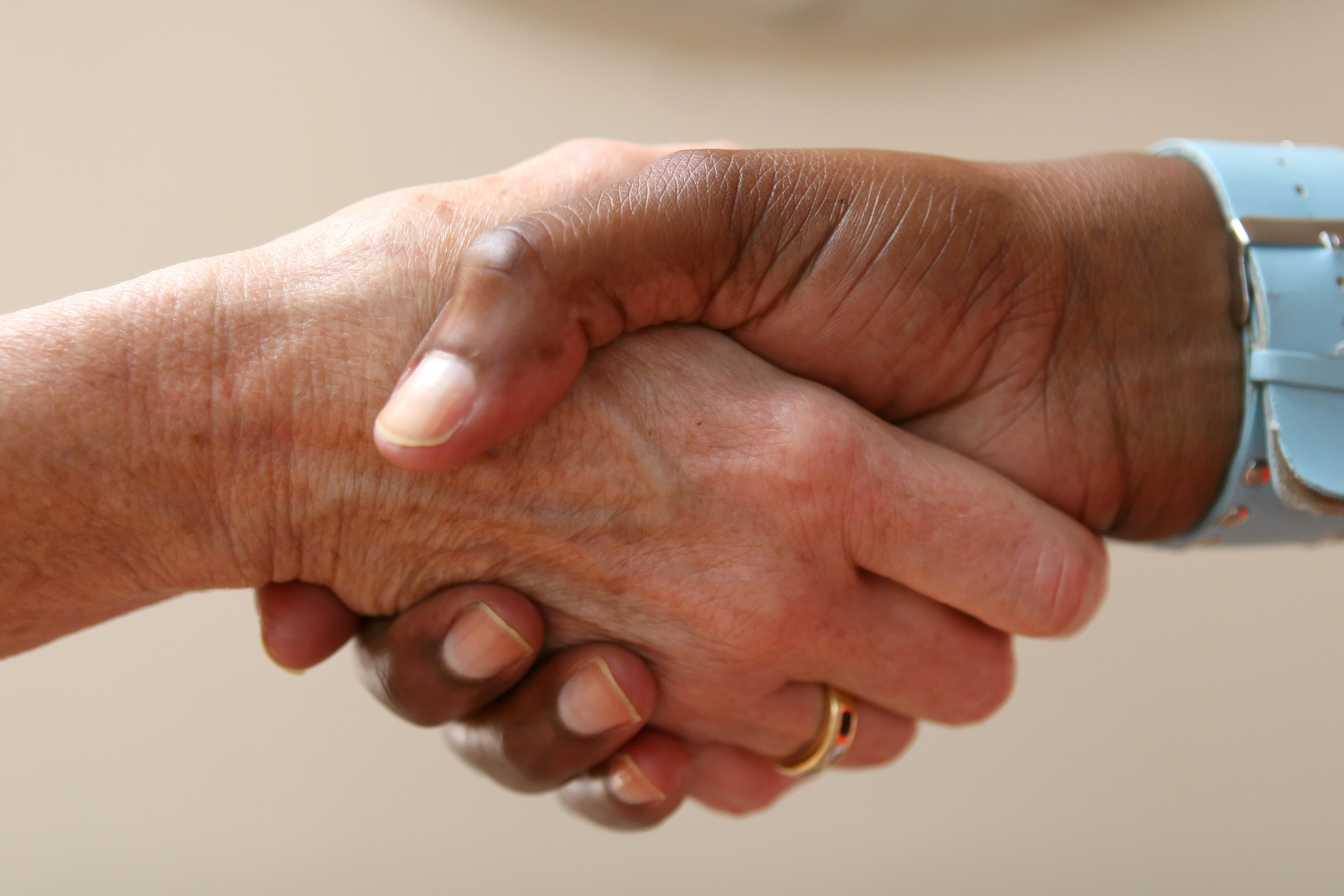 Is an Oral or Handshake Agreement Ever Good Enough?